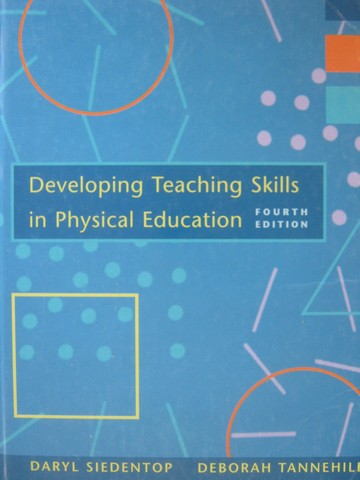 Developing Teaching Skills in Physical Education 4th Edition (H)