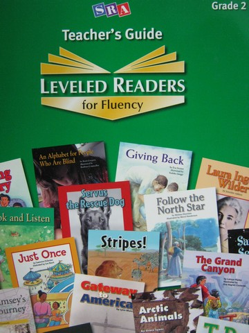 SRA Leveled Readers for Fluency 2 TG (TE)(P)
