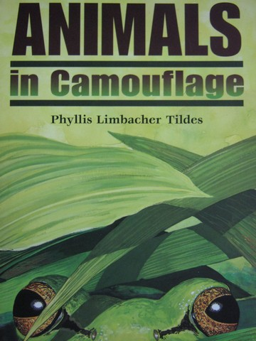 Animals in Camouflage (P) by Phyllis Limbacher Tildes