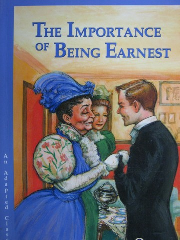 Importance of Being Earnest (P) by Sandra Widener - Click Image to Close