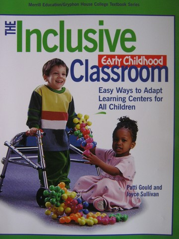 Inclusive Early Childhood Classroom (P) by Gould & Sullivan