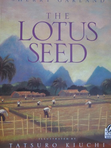 Lotus Seed (P) by Sherry Garland