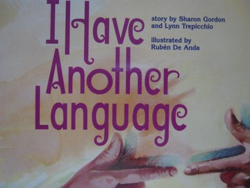 Instant Readers 2 I Have Another Language (P) by Gordon,