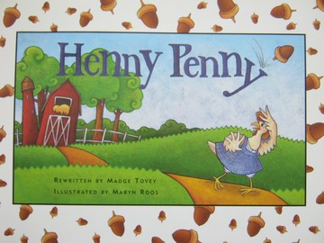Henny Penny (P) by Madge Tovey