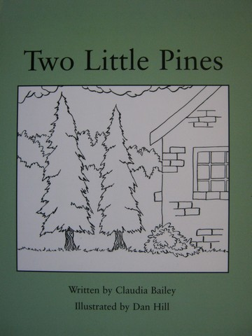Readable Two Little Pines (P) by Claudia Bailey