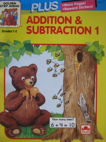Golden Step Ahead Addition & Subtraction 1 Grades 1-2 (P)