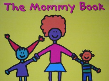 Mommy Book (P) by Todd Parr