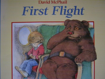 First Flight (P) by David McPhail