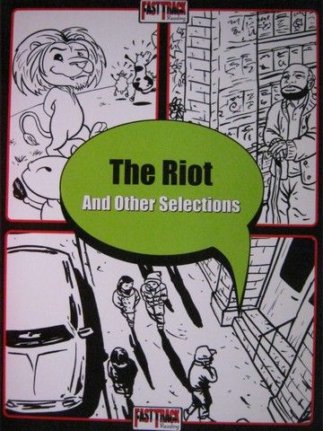Fast Track Reading The Riot & Other Selections (P) by Iversen,