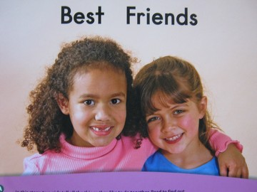 Best Friends (P) by Catherine Tess