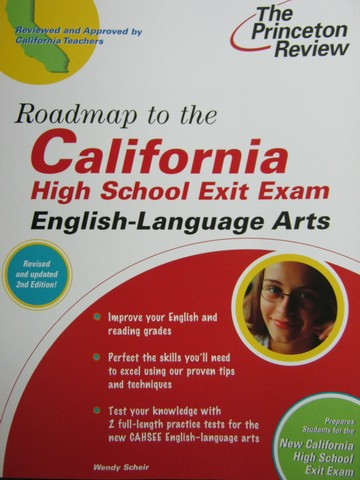 Roadmap to the CAHSEE English-Language Arts Revised 2e (CA)(P)