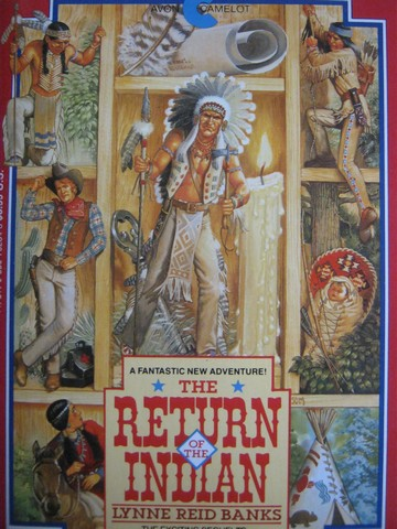 Return of the Indian (P) by Lynne Reid Banks - Click Image to Close