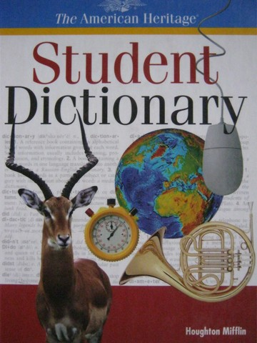 American Heritage Student Dictionary (H) by Berube, Jost,