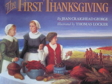 First Thanksgiving (P) by Jean Craighead George