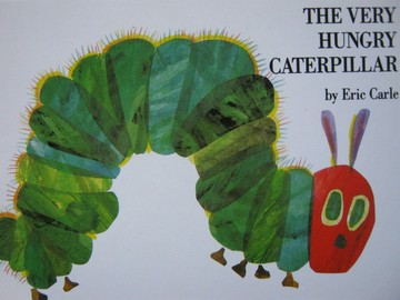 Very Hungry Caterpillar (H) by Eric Carle