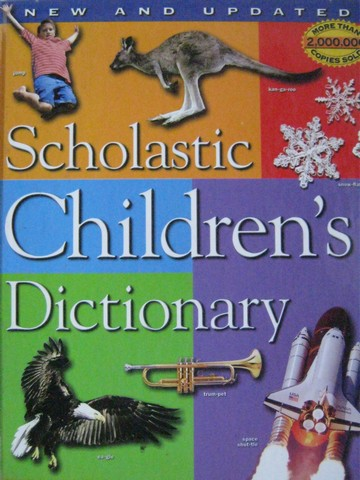 Children's Dictionary New & Updated (H) by Feiwel & Intrator