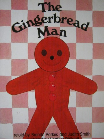 Literacy 2000 The Gingerbread Man (P) by Parkes & Smith