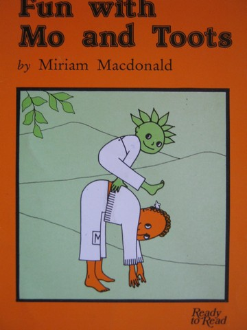 Ready to Read Fun with Mo & Toots (P) by Miriam MacDonald
