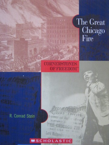 Great Chicago Fire (P) by R Conrad Stein