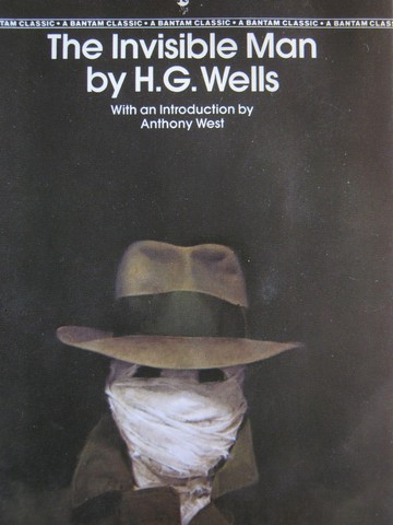 Bantam Classic The Invisible Man (P) by H.G. Wells
