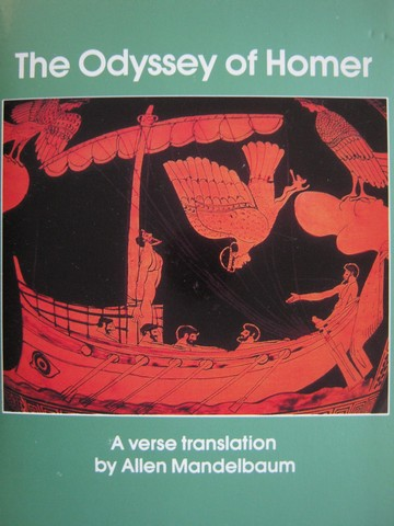 Bantam Classic The Odyssey of Homer (P) by Allen Mandelbaum
