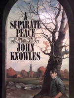 A Separate Peace (P) by John Knowles