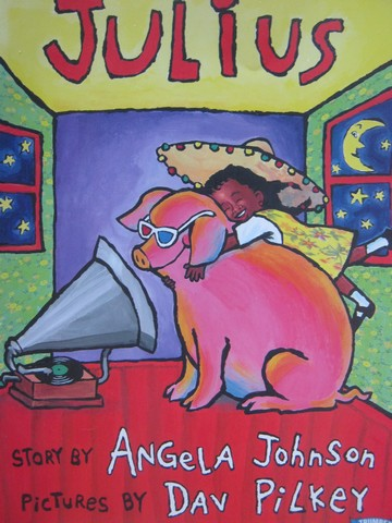 Julius A Trumpet Club Special Edition (P) by Angela Johnson
