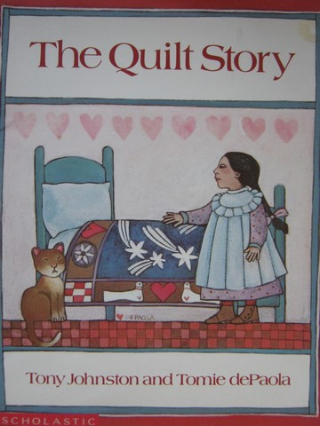 Quilt Story (P) by Tony Johnston