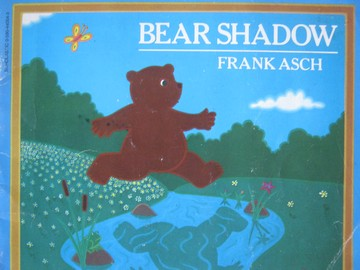 Bear Shadow (P) by Frank Asch