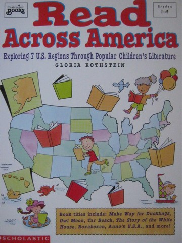 Read Across America Grades 1-4 (P) by Gloria Rothstein