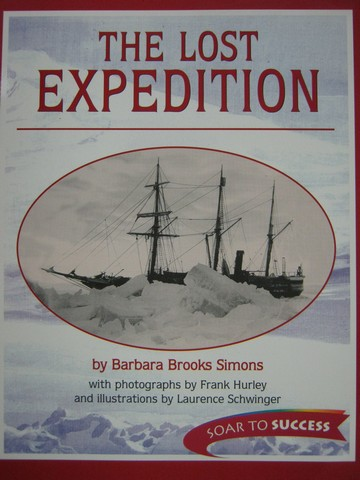 Soar to Success 8 Lost Expedition (P) by Barbara Brooks Simons