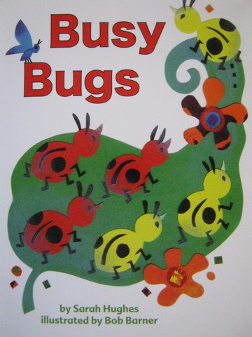 Math Readers 1 Busy Bugs (P) by Sarah Hughes