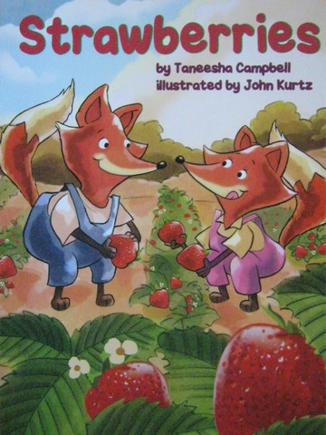 Math Readers 1 Strawberries (P) by Taneesha Campbell