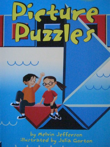 Math Readers 1 Picture Puzzles (P) by Melvin Jefferson
