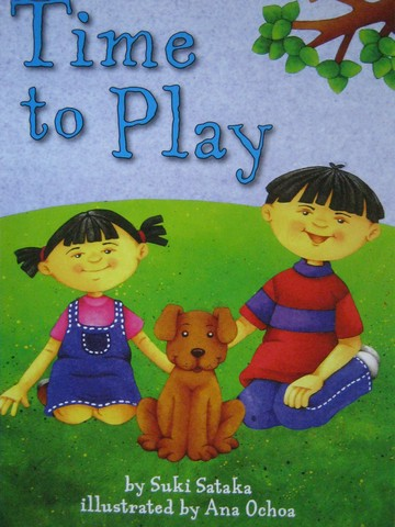 Math Readers 1 Time to Play (P) by Suki Sataka