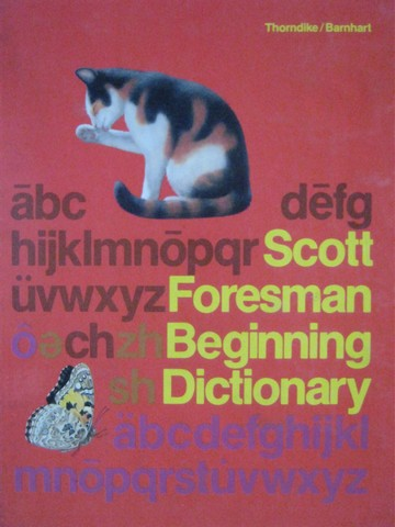 Beginning Dictionary (H) by E L Thorndike & Clarence L Barnhart