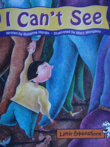 Little Celebrations I Cant's See (P) by Suzanne Hardin