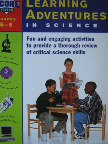Learning Adventures in Science Grades 5-6 (P)