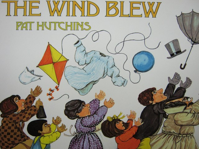 Wind Blew (P) by Pat Hutchins