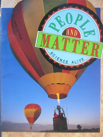 People & Matter Science Alive (P) by Short & Womersley