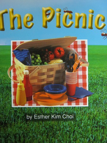Picnic (P) by Esther Kim Choi