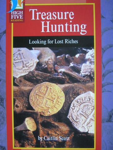 High Five Reading Treasure Hunting (P) by Caitlin Scott