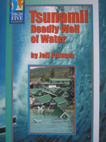 High Five Reading Tsunami! Deadly Wall of Water (P) by Putnam