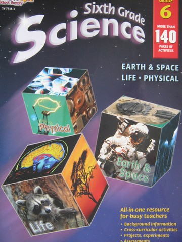 Sixth Grade Science (P) by D W Skrabanek