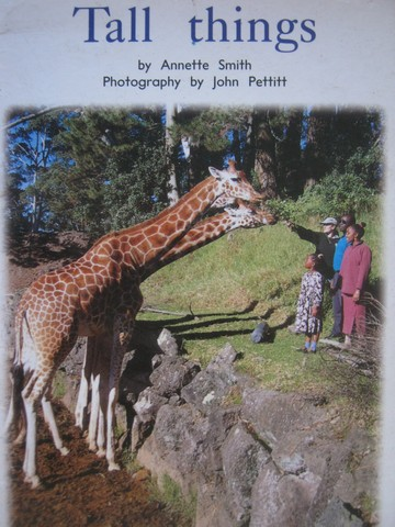 PM Nonfiction Math Around Us Tall Things (P) by Annette Smith