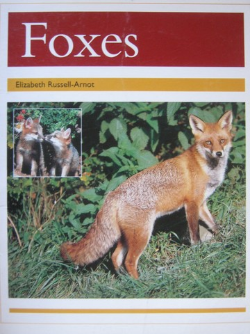 PM Animal Facts Nocturnal Animals Foxes (P) by Russell-Arnot