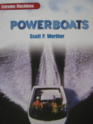 On Deck Reading Library Powerboats (P) by Scott P Werther