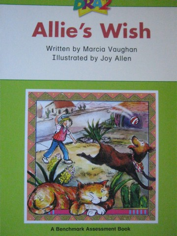 DRA2 12 Allie's Wish (P) by Marcia Vaughan