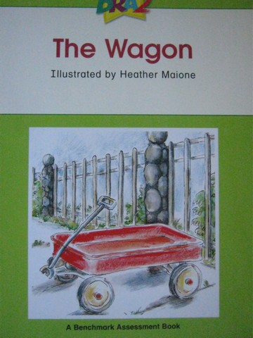DRA2 14 The Wagon (P) by Heather Maione