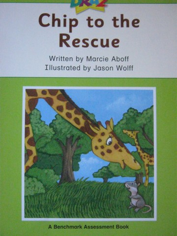 DRA2 16 Chip to the Rescue (P) by Marcie Aboff
